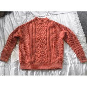 oversized sweater forever 21
